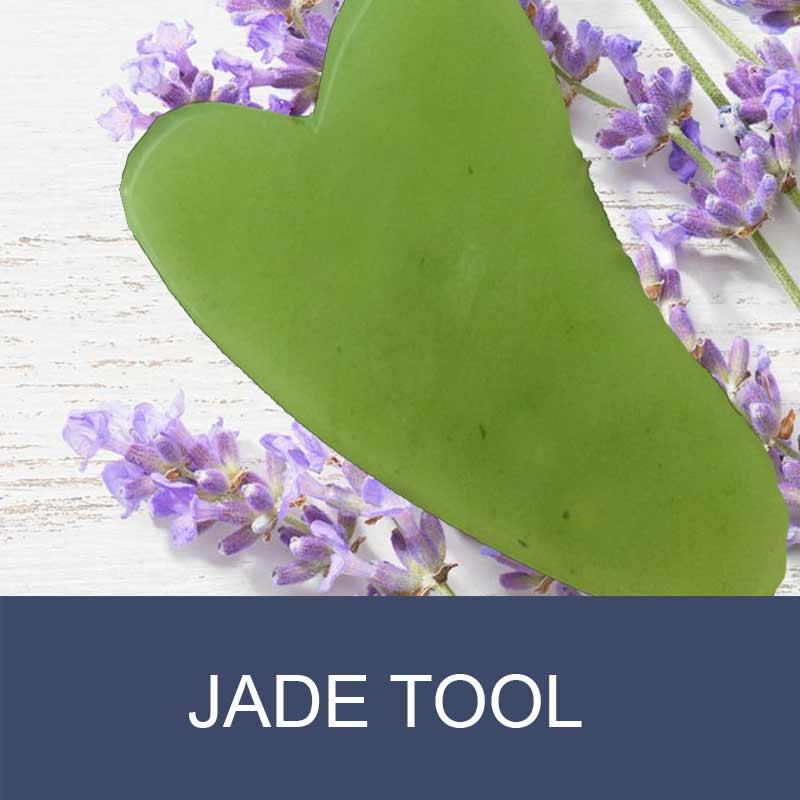 heart shape jade